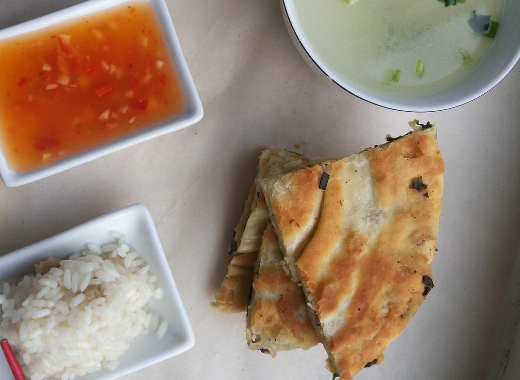 Цун Юбин — Китайская кухня