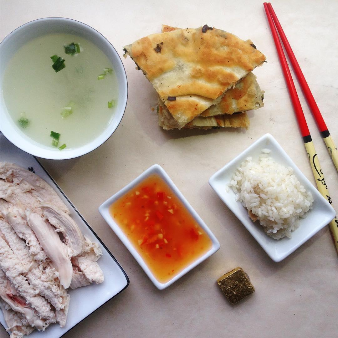 Курица по хайнаньски и цун юбин