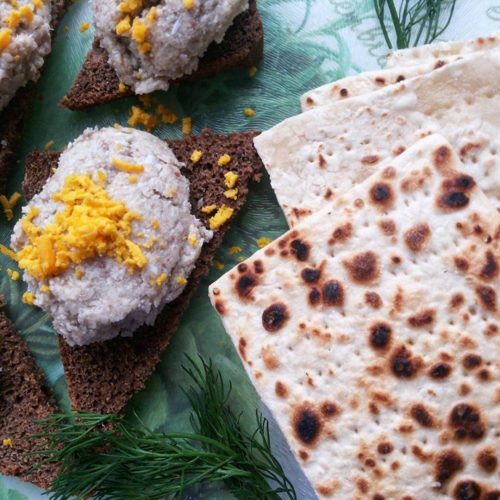 Маца — Израильская кухня