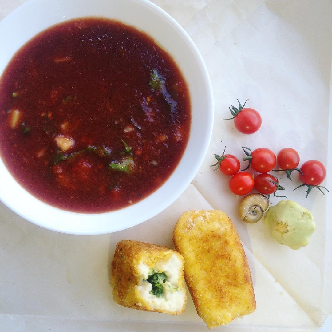 Гаспачо — Испанская кухня