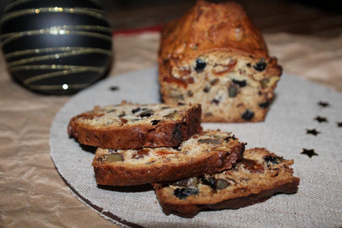 Рождественский кекс — Английская кухня
