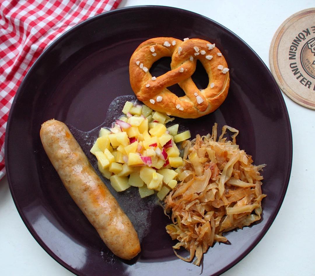 Картофельный салат — Кухня Германии
