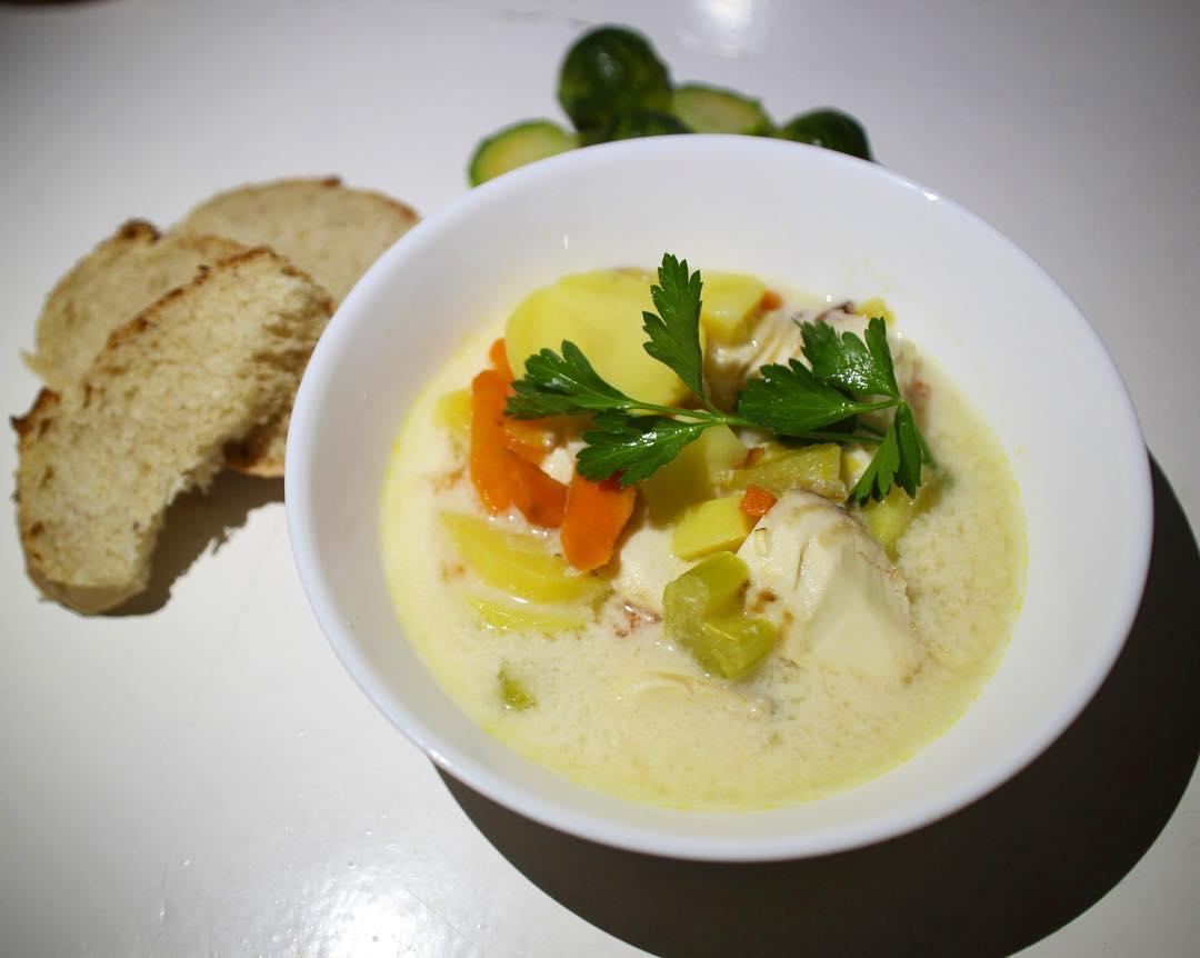 Ватерзой — Бельгийская кухня