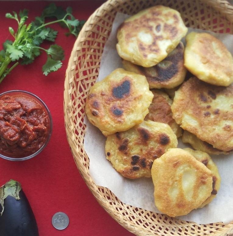 Мчади — Грузинская кухня
