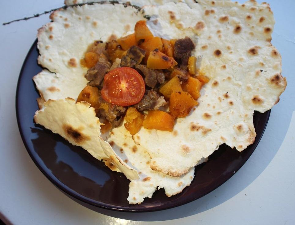 Лаваш — Армянская кухня