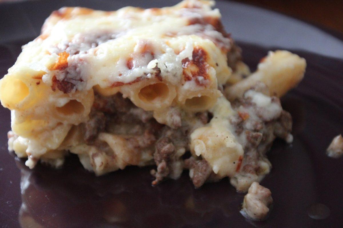 Пастицио — Греческая кухня