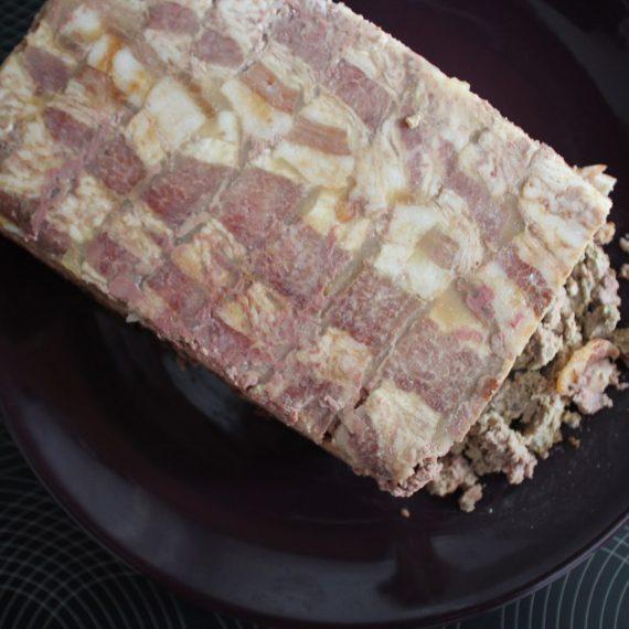 Печеночный паштет — Датская кухня