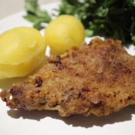 Венский шницель — Австрийская кухня