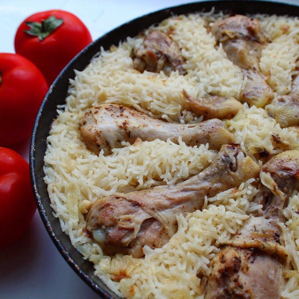 Куриный плов — Албанская кухня