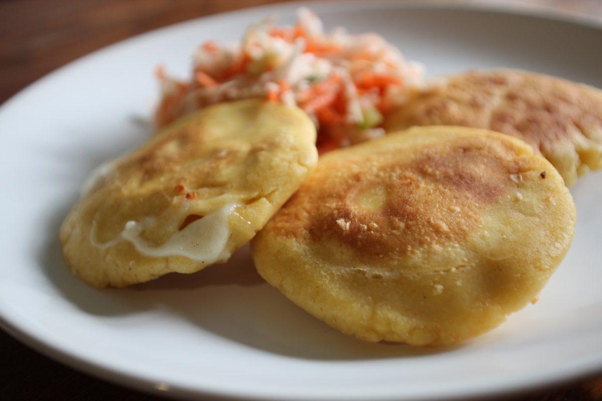Пупусас — Кухня Сальвадора