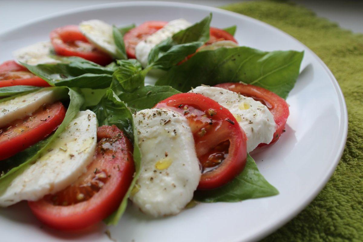 Капрезе — Итальянская кухня