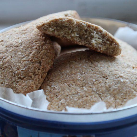 Печенье АНЗАК — Австралийская кухня