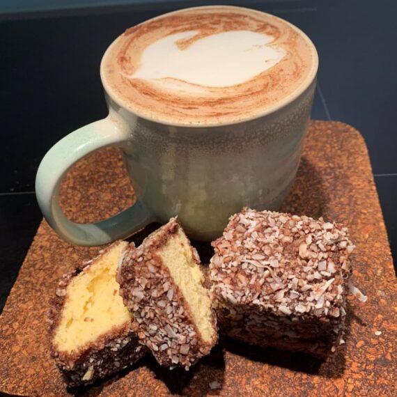 Ламингтон — Австралийская кухня
