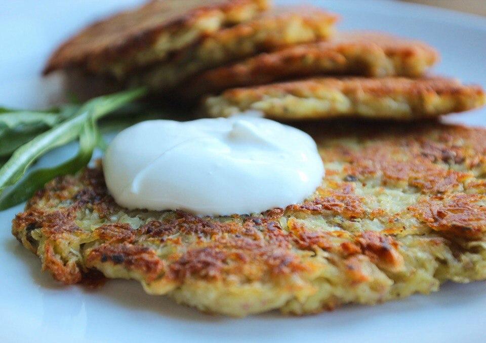 Земякове плацки — Словацкая кухня