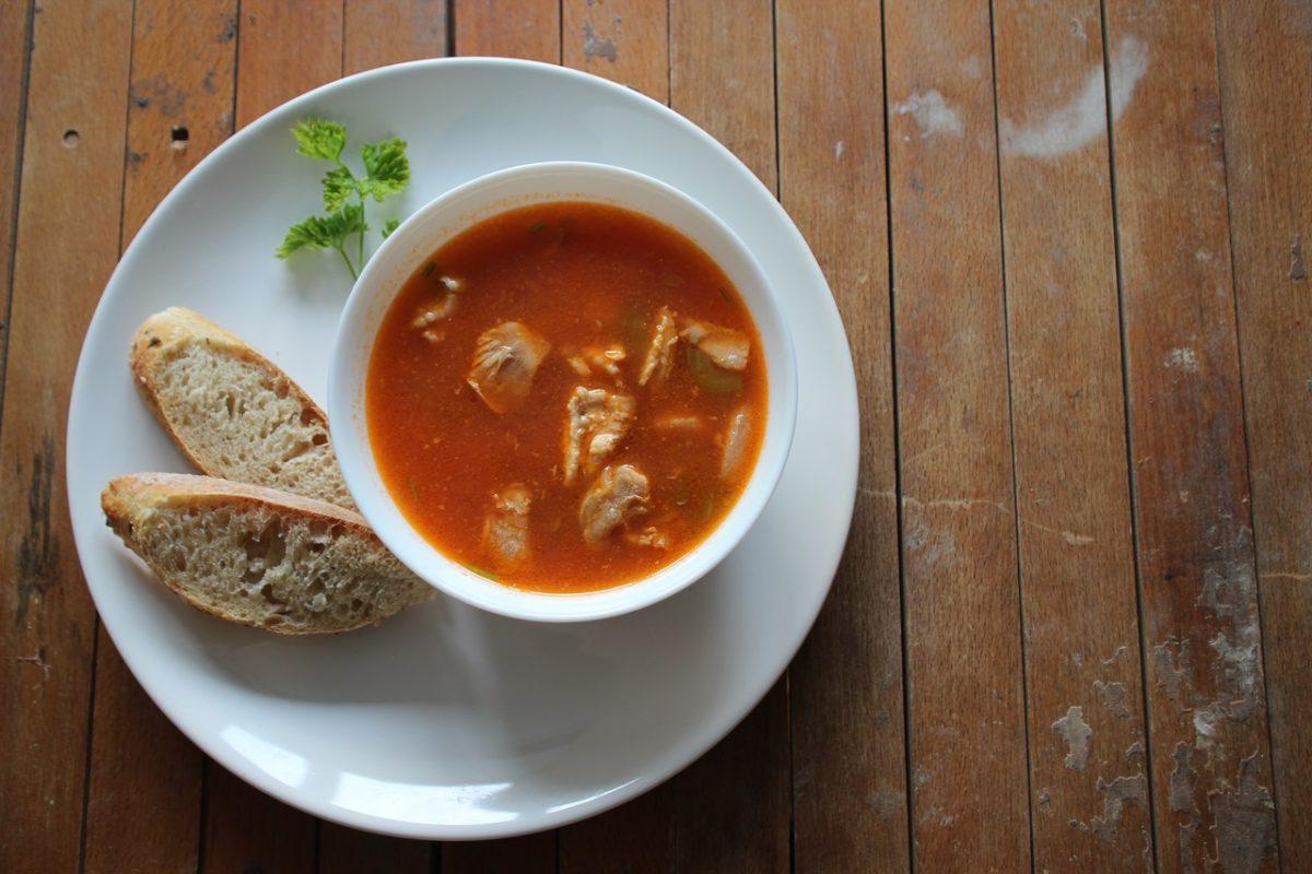 Мармитако — Испанская кухня