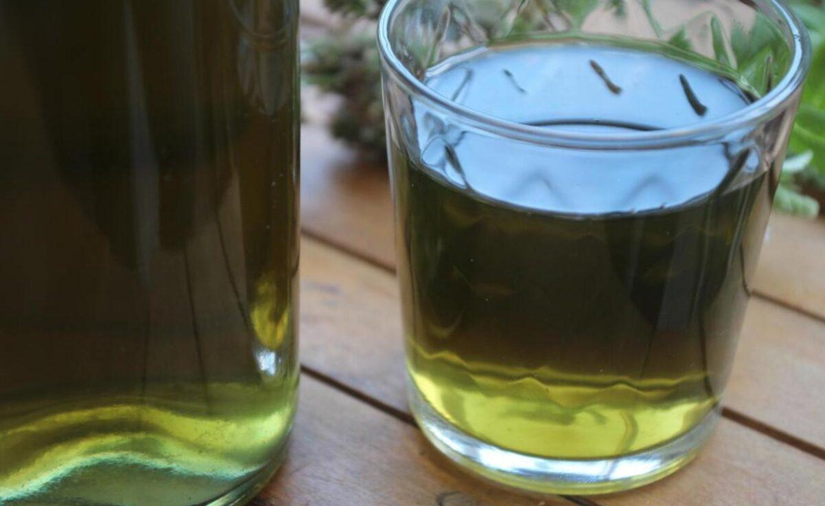 Напиток Щербет — Азербайджанская кухня