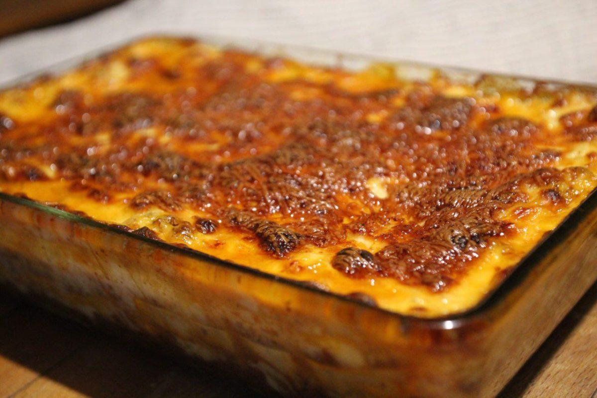 Лазанья аль форно — Итальянская кухня
