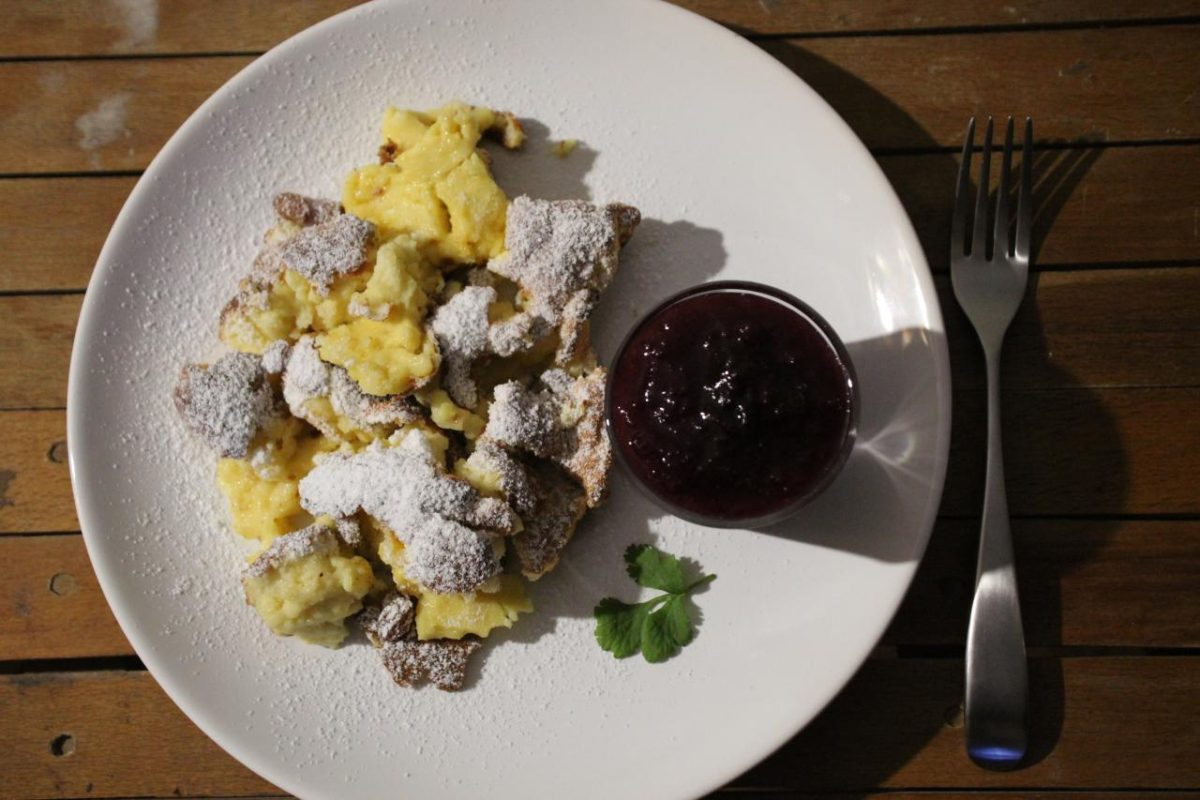 Кайзершмаррн — Австрийская кухня
