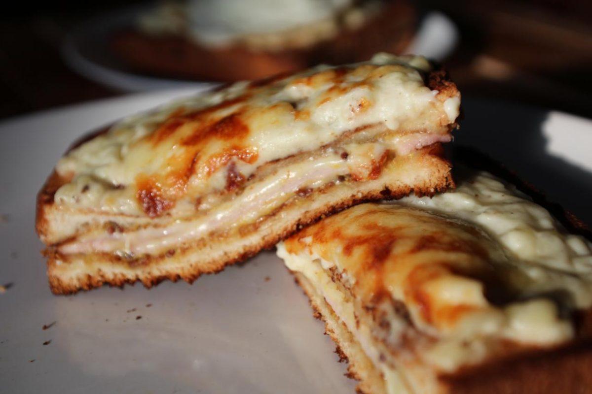 Крок-месье — Французская кухня