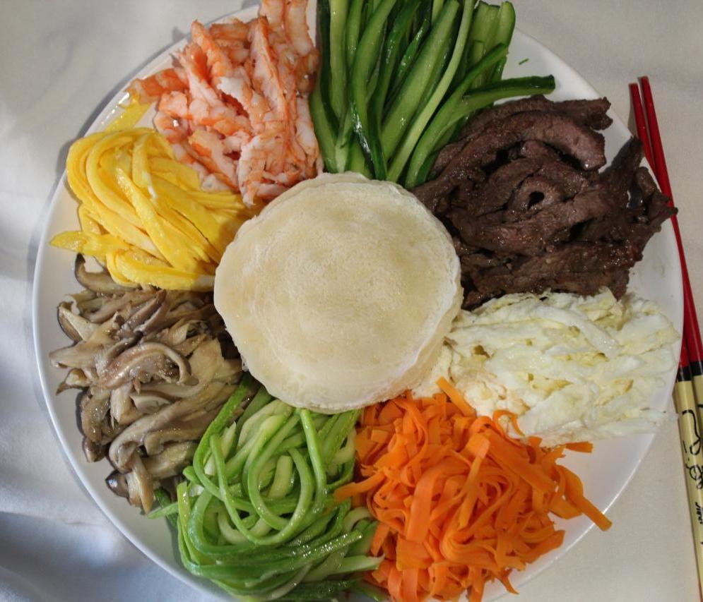 Куджольпхан — Корейская кухня
