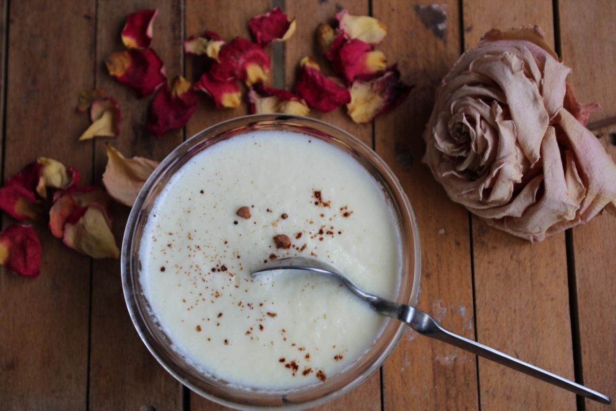 Ванильный соус — Австрийская кухня