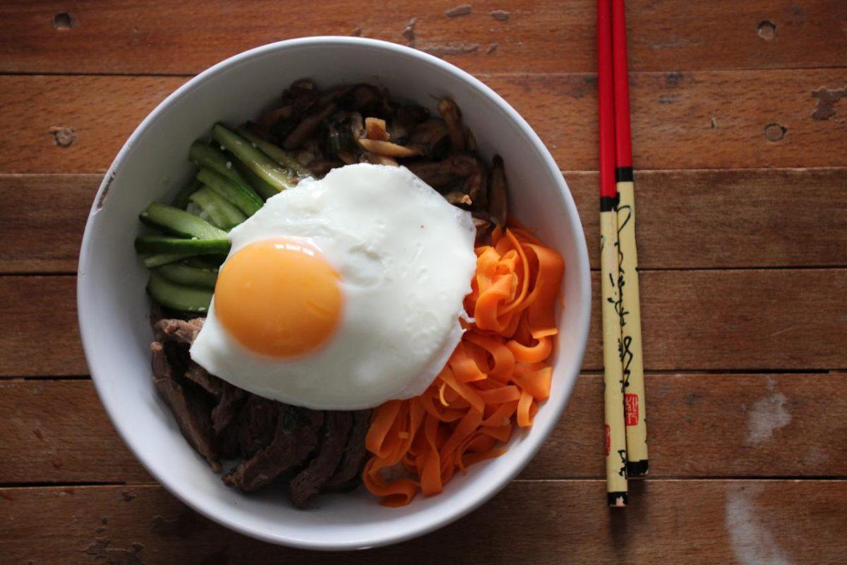 Пибимпап — Корейская кухня