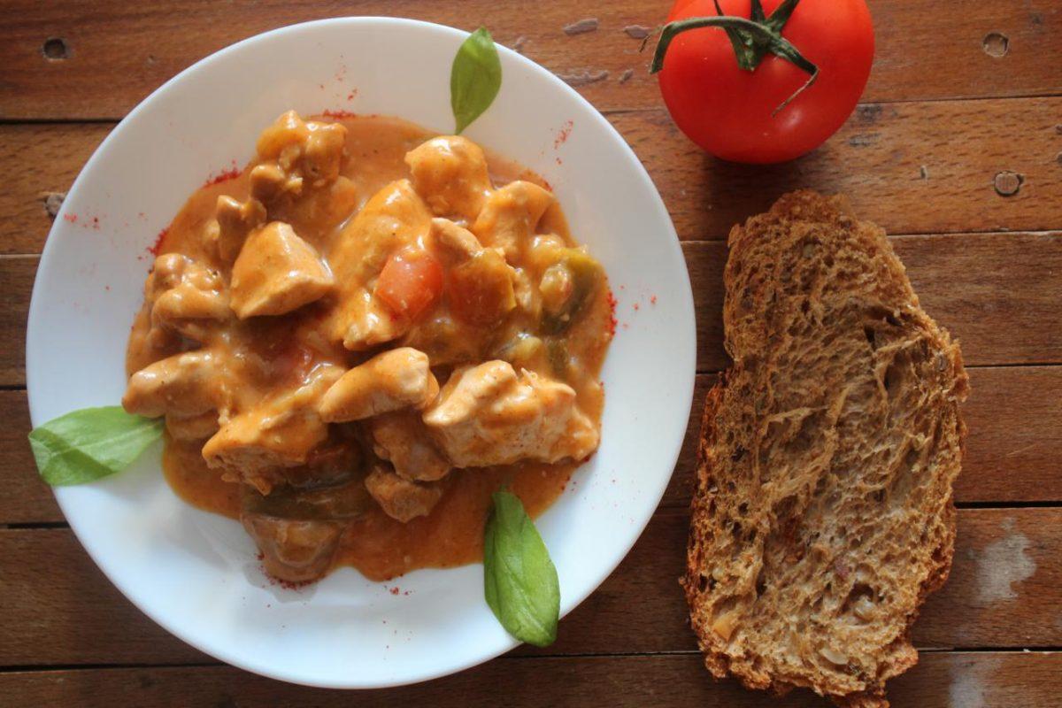 Куриный паприкаш — Венгерская кухня