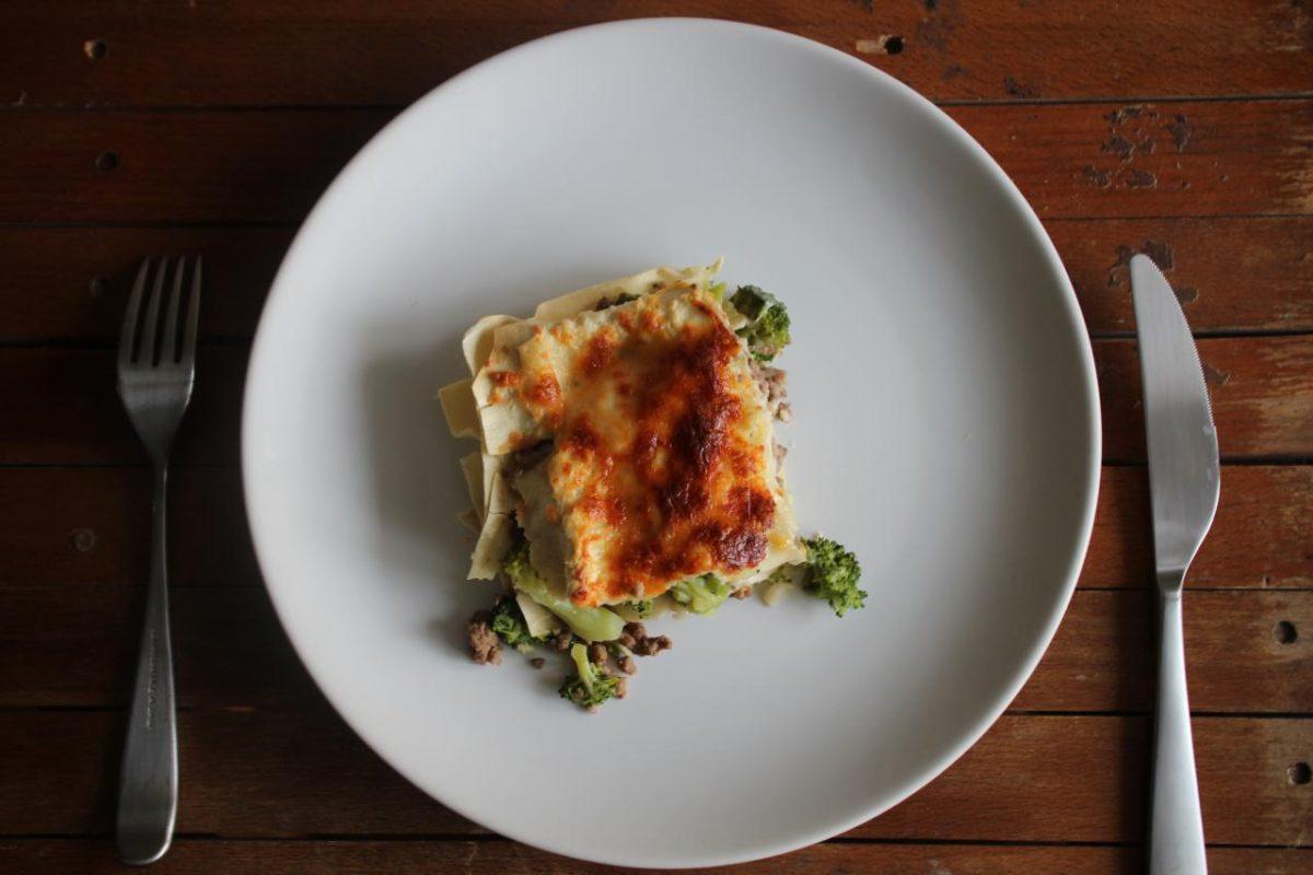 Лазанья с брокколи — Итальянская кухня