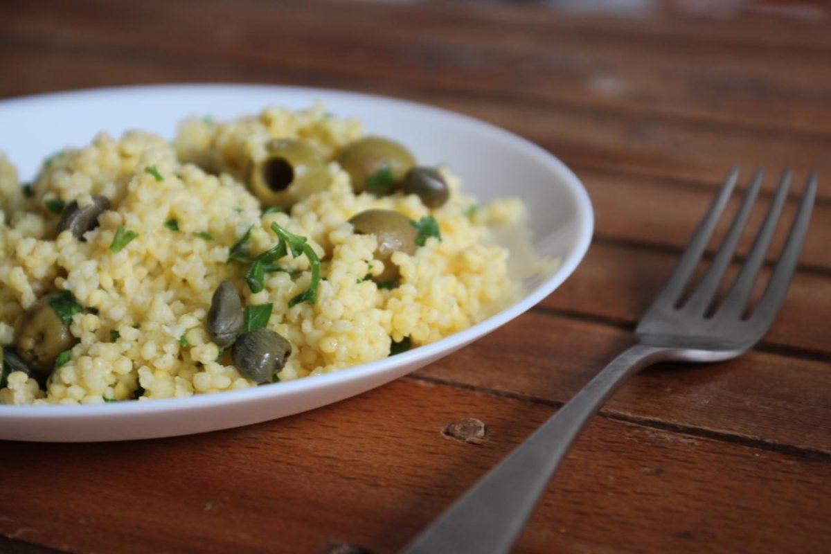 Миглио алла маринара — Итальянская кухня