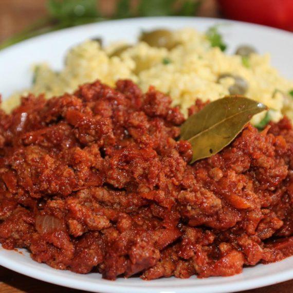 Рагу алла болоньезе — Итальянская кухня