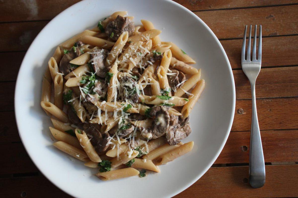 Паста боскайола — Итальянская кухня