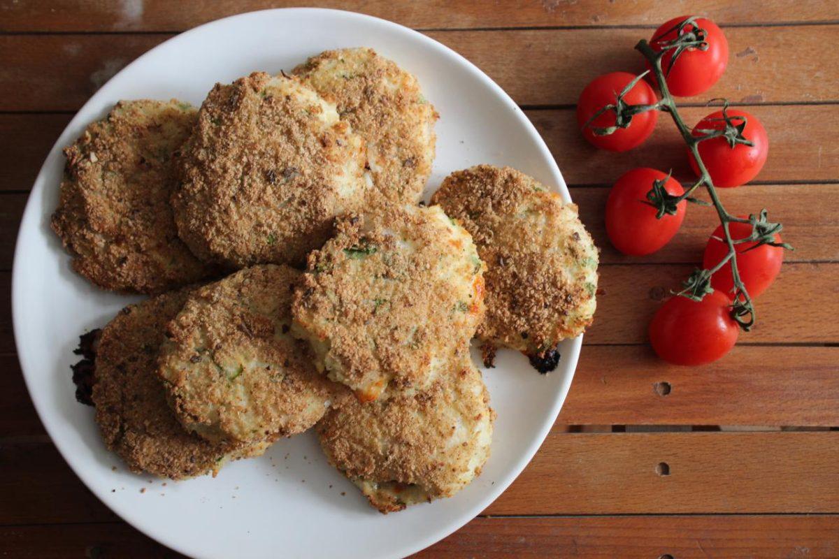 Фокаччини из риса — Итальянская кухня