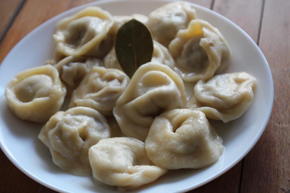 Сибирские пельмени — Русская кухня