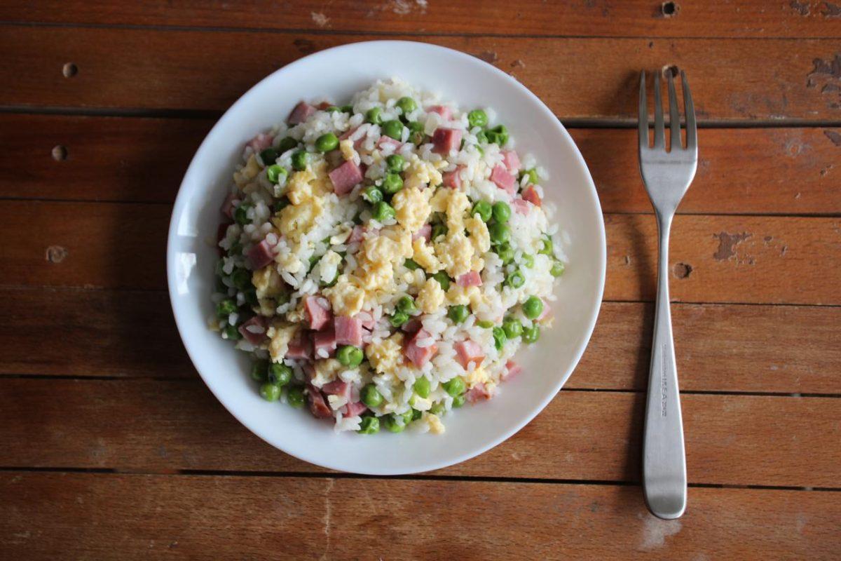Рис по-кантонски — Итальянская кухня