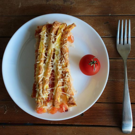 Пастицио ди рисо — Итальянская кухня