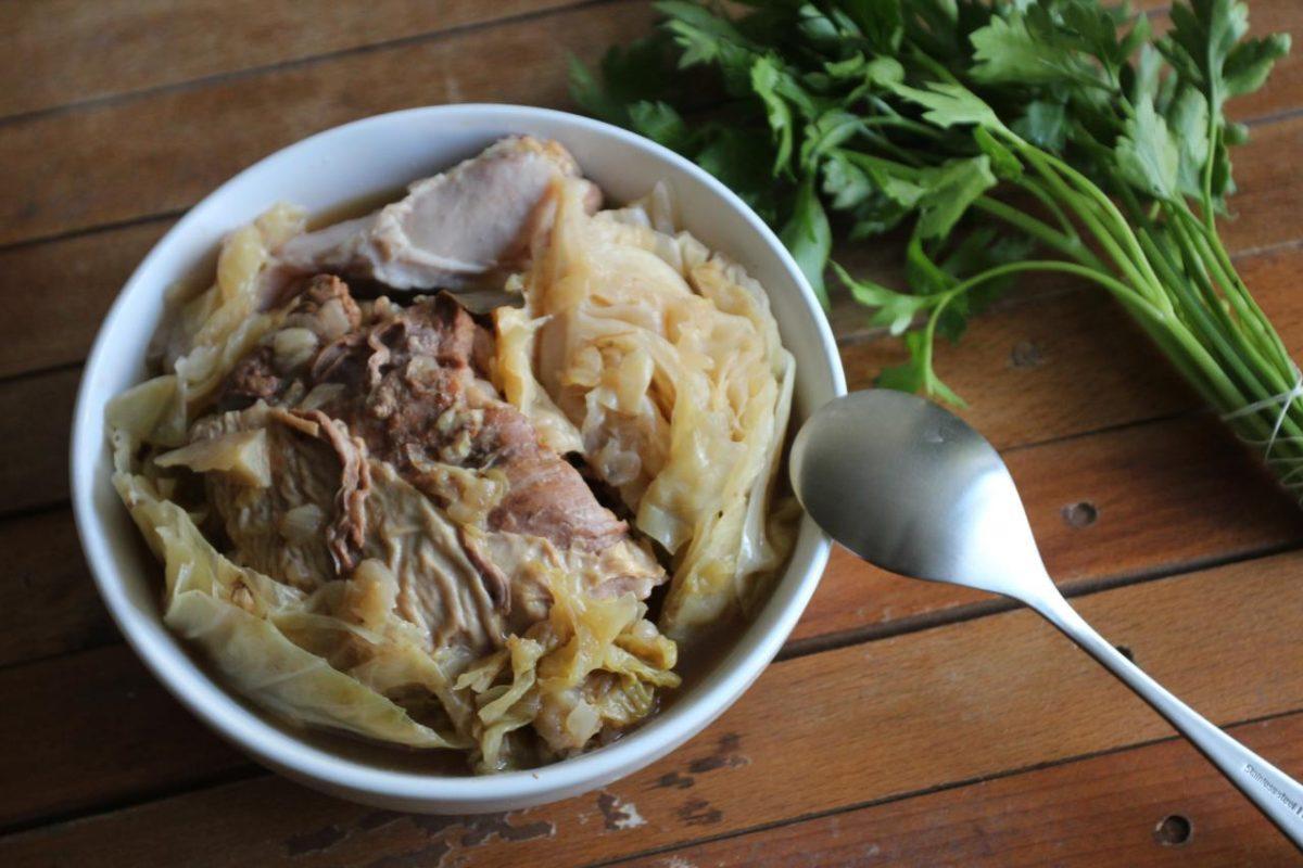 Свадебная капуста — Сербская кухня