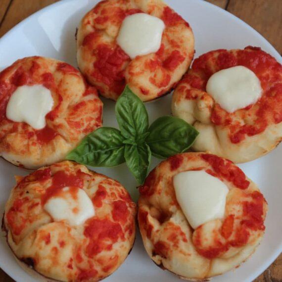 Маффин-пицца — Английская кухня