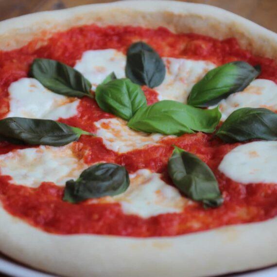 Пицца Маргарита — Итальянская кухня
