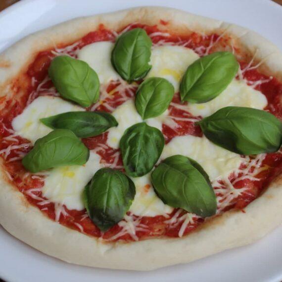 Неаполитанская пицца — Итальянская кухня