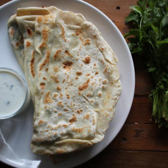 Болани — Афганская кухня