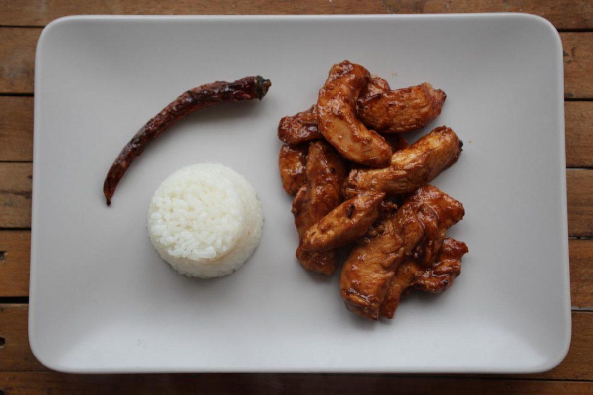 Курица Генерала Цзо — Китайская кухня