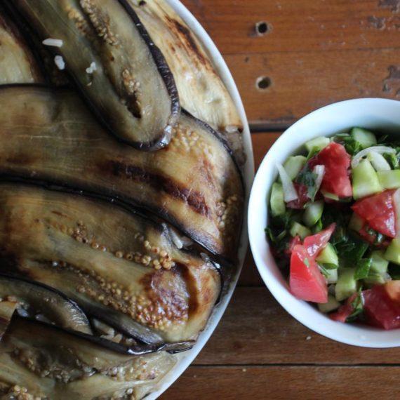 Маклюба — Иорданская кухня