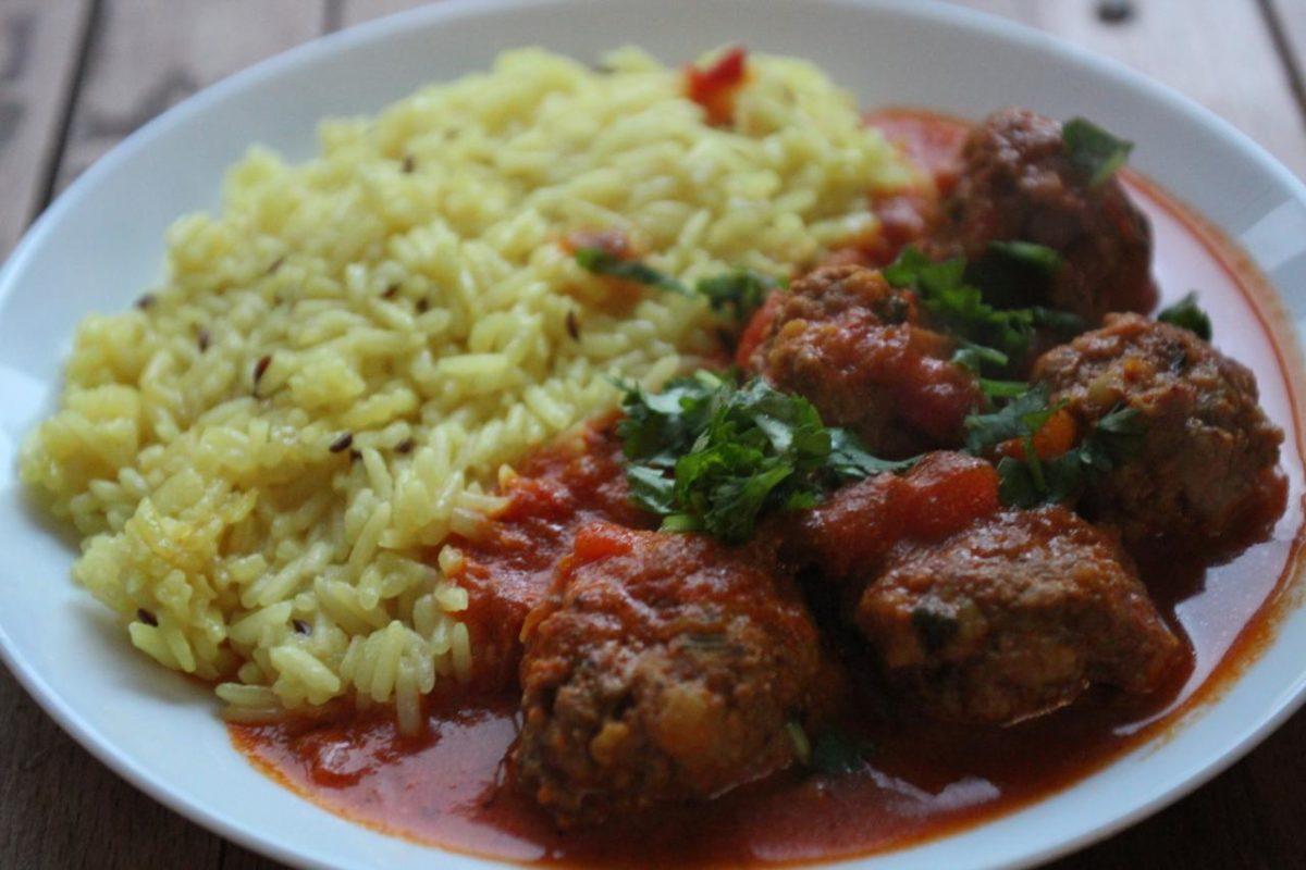 Кофта карри — Пакистанская кухня