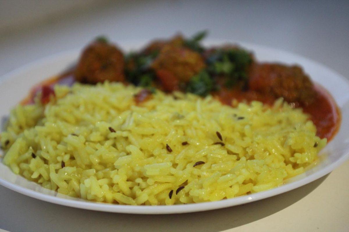 Шафрановый рис — Пакистанская кухня