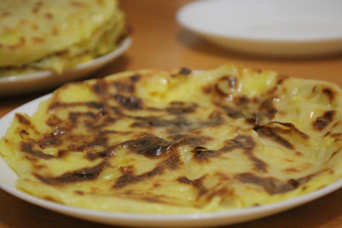 Чапильгаш — Ингушская кухня