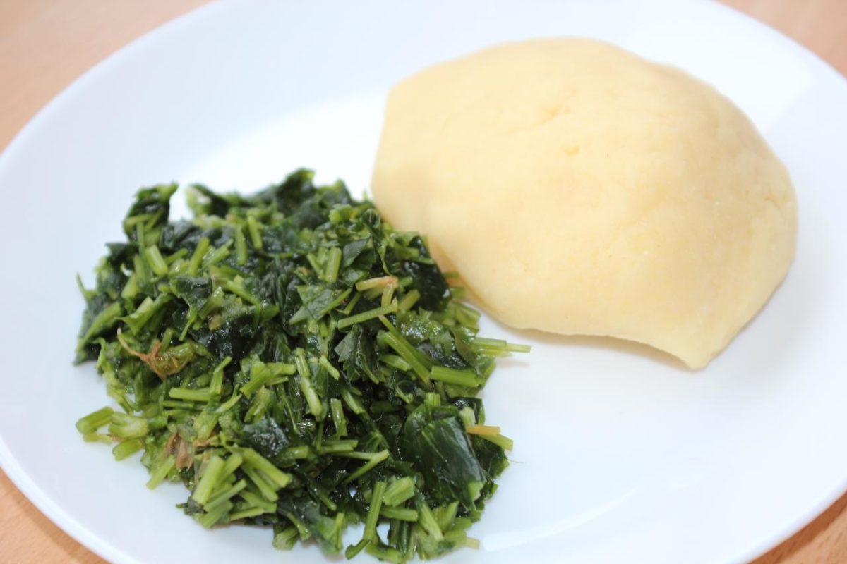 Садза — Кухня Зимбабве
