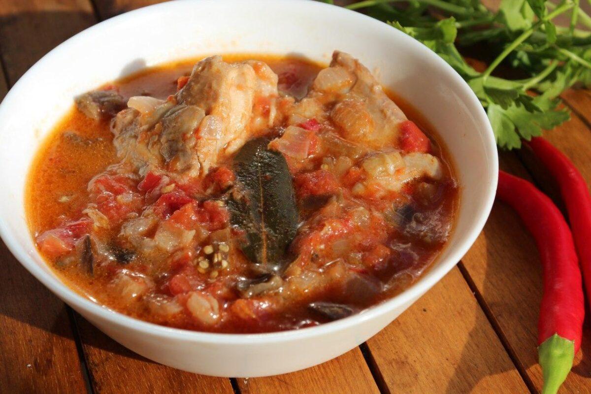 Кеджену — Кухня Кот-д'Ивуара