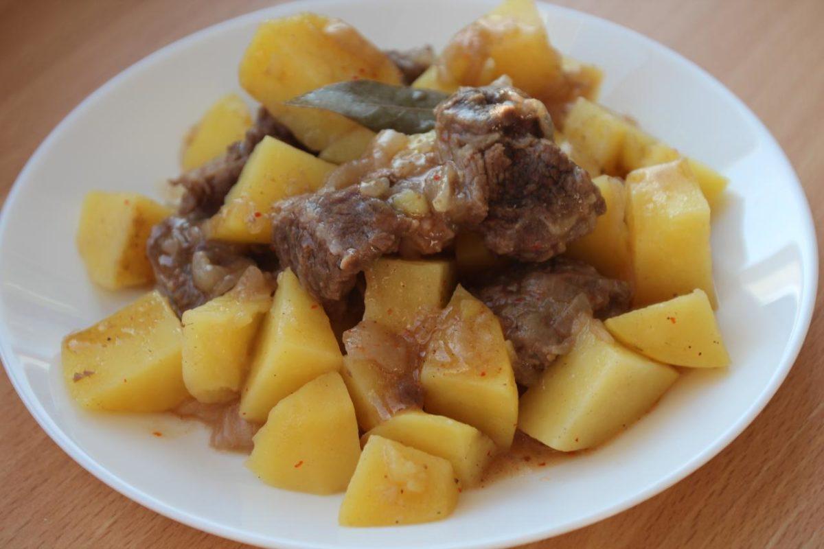 Бонава — Мавританская кухня