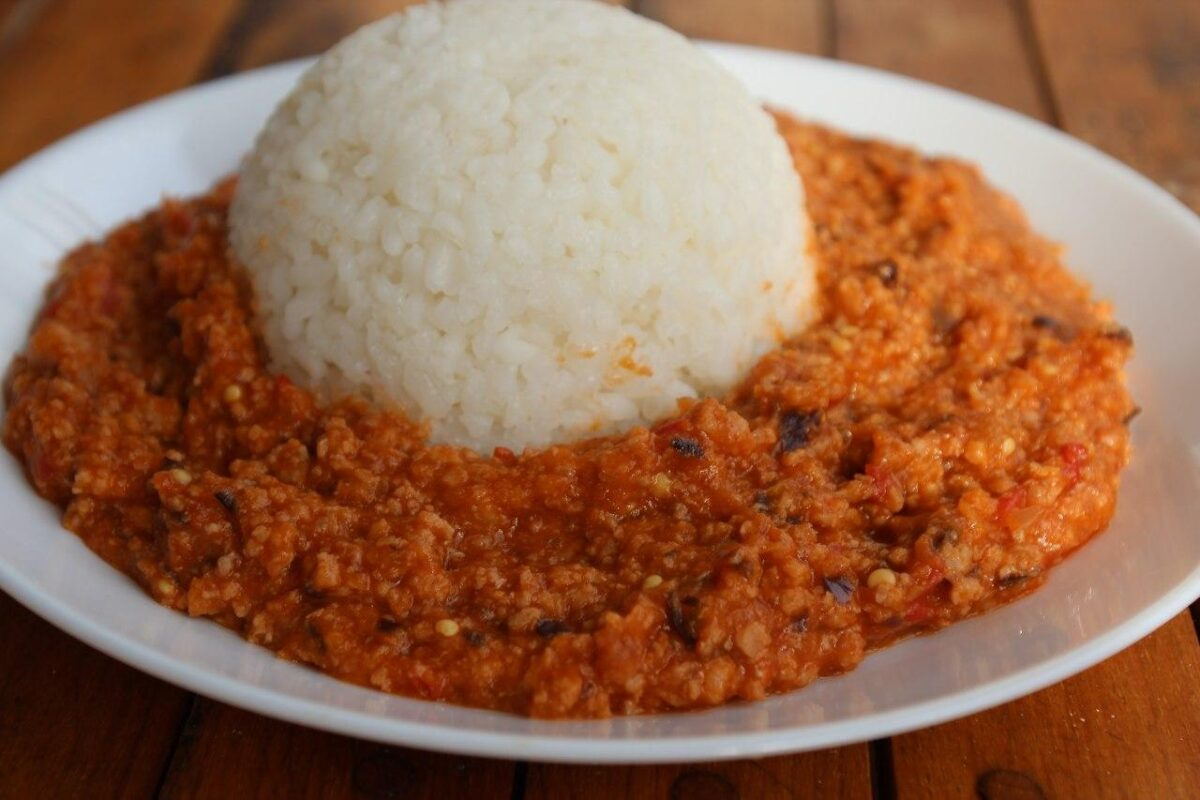 Фути соус — Кухня Гвинеи