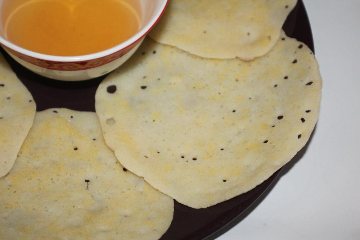Багрир — Марокканская кухня